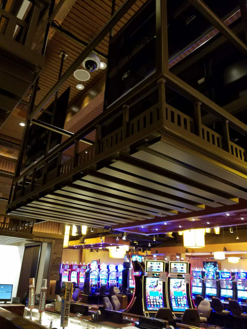 Kansas Crossing Casino + Hotel, Casinos, Interior Design