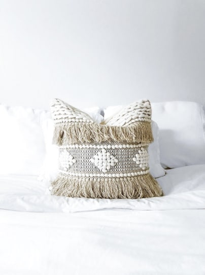 Pillows by Coastal Boho Studio - Haven Pillow Cover