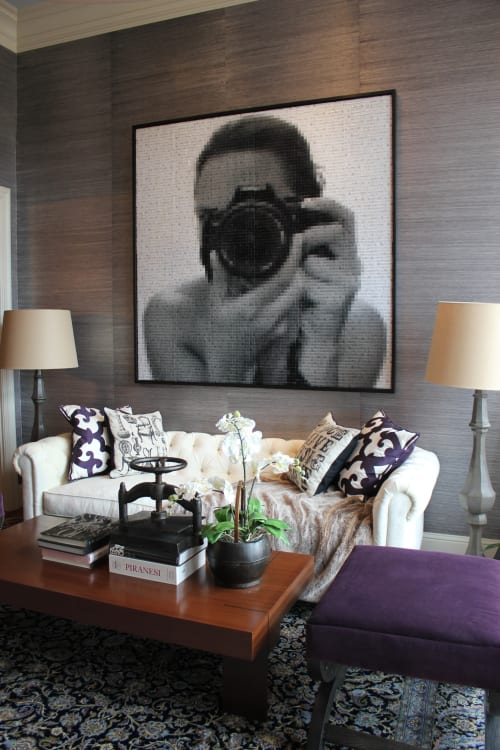 Photography by Pamela Stretton Fine Art seen at Private Residence, San Francisco - Snap