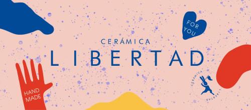 Cerámica Libertad - Plates & Platters and Cups