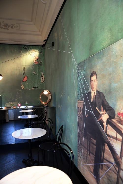 "Art & Wall Decor by Rossana Taormina seen at Asmundo Gisira Art of Living Boutique Market, Catania - ""Asmundo di Gisira"" for Studio GUM"