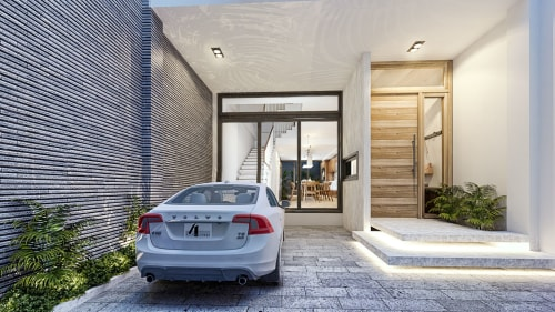 Interior Design by Archiworkplace seen at Private Residence - Van Phu Interior design