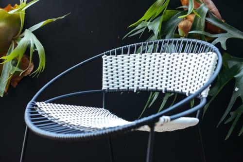 Chairs by Douglas & Douglas seen at Durban, Durban - Woven Dining Chair