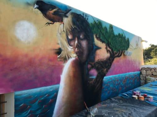Shipwreck - Art and Street Murals