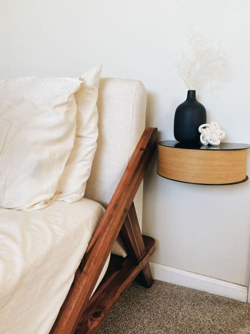 Vases & Vessels by Heath Ceramics seen at Jen Woo's Home, Oakland - Black Vase