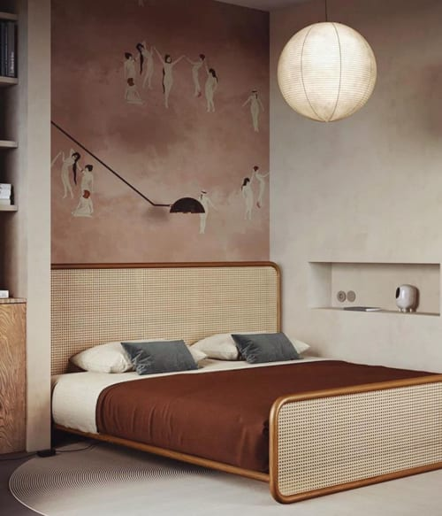 Lamps by Elisa Uberti seen at Private Residence, Warsaw - Bulle lamp
