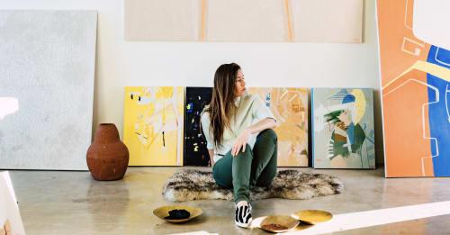 Ali Beletic - Paintings and Art