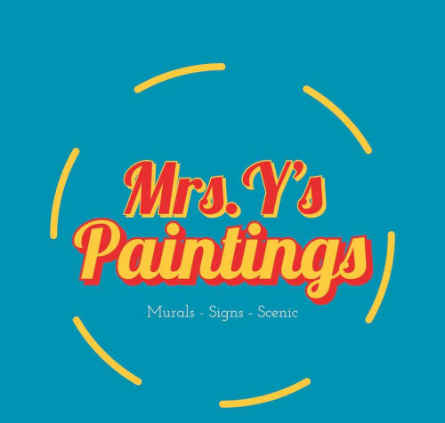 Mrs. Y's Paintings - Murals and Art