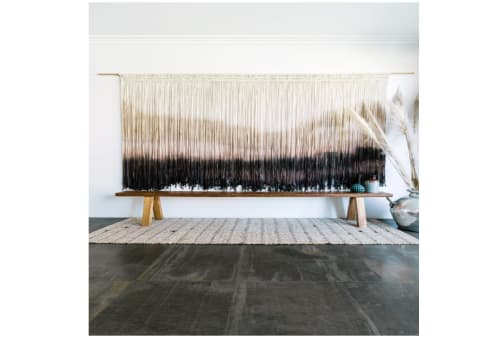 Creating Knots by Mandy Chapman - Wall Hangings and Macrame Wall Hanging