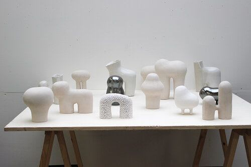 Elisa Uberti - Lamps and Vases & Vessels