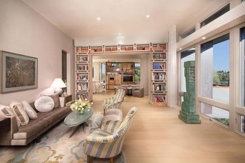 Interior Design by Aspen Leaf Interiors by Marcio Decker seen at Private Residence, Reno, Reno - Mid-Century Modern