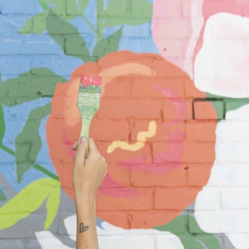 Koe Design - Murals and Street Murals