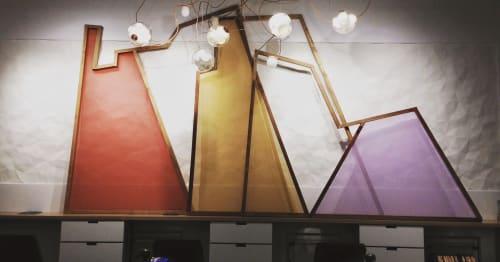 Taylor Crockett - Wall Hangings and Murals