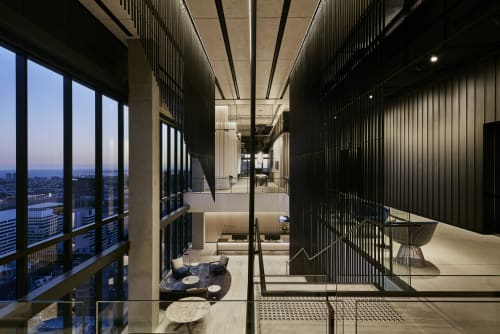 Lighting Design by Electrolight seen at Melbourne, Melbourne - Corrs Chambers Westgarth