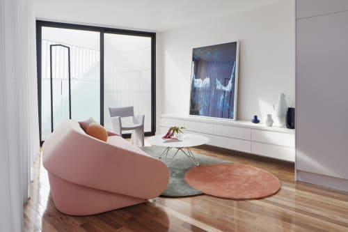 Tables by WALA seen at Private Residence, Albert Park - Tio Coffee Table