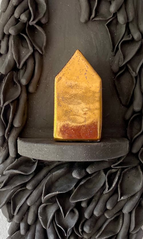 At home | Sculptures by Sharon Hardy Ceramics