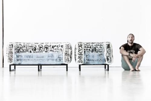 Couches & Sofas by MOJOW seen at Creator's Studio, Paris - Sofa Yomi NEP