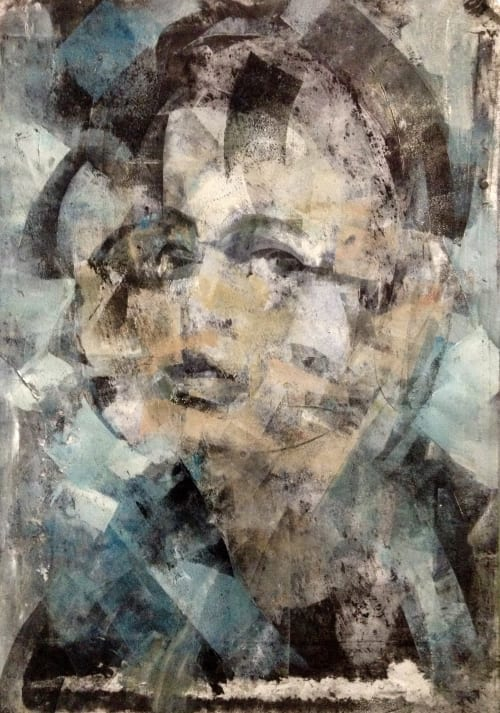 'Like Clockwork' | Paintings by Corinna Button