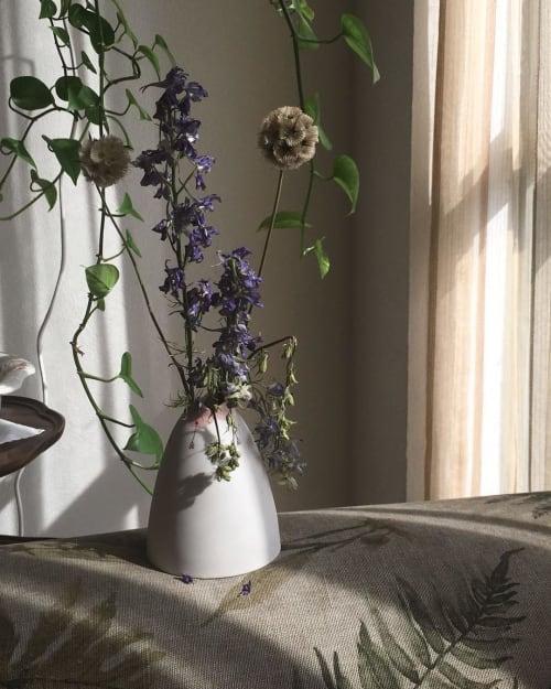 Vases & Vessels by Sandra Torres seen at Private Residence, Ojai - Bud Vase