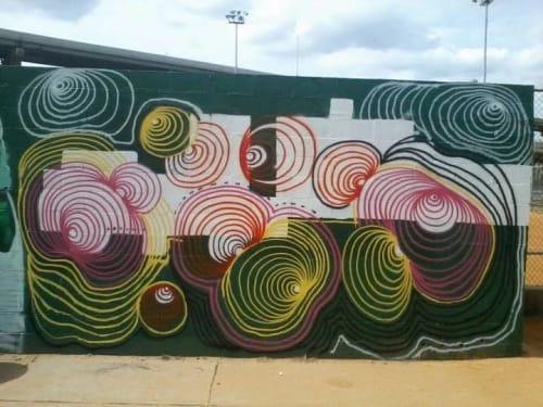 Norman Kirby - Street Murals and Public Art