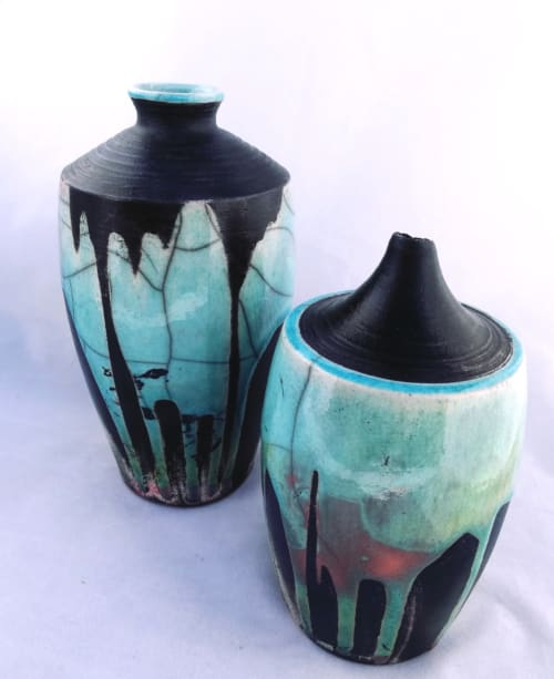 Black Rose Ceramics - Sculptures and Art