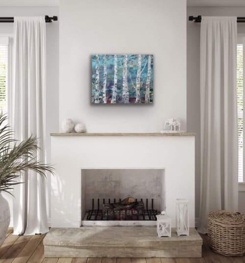 Mireille Laroche - Paintings and Art