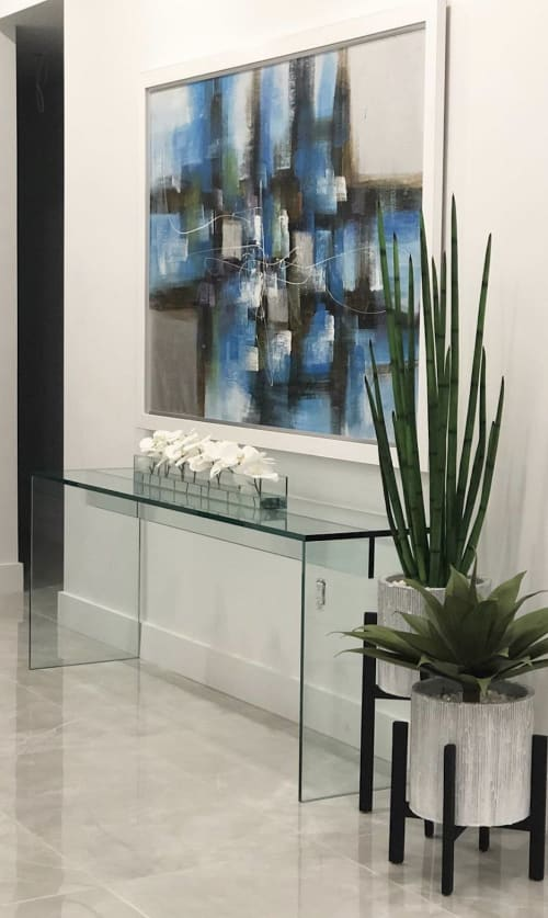 Tables by Gusto Design Collection at 12471 SW 130th St, Miami - SOPHIA CONSOLE TABLE