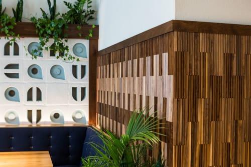Pacific Standard Time, Restaurants, Interior Design
