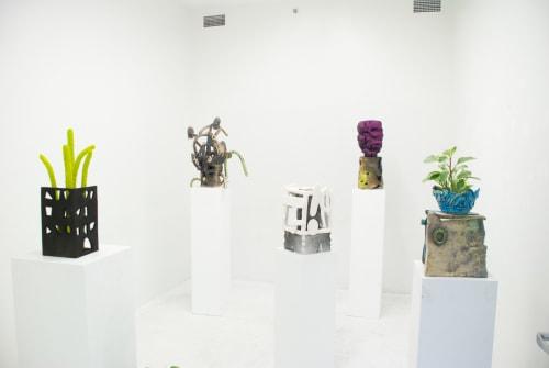 Luke Armitstead Studio - Sculptures and Art