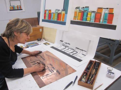 Peri Schwartz - Art and Art Curation