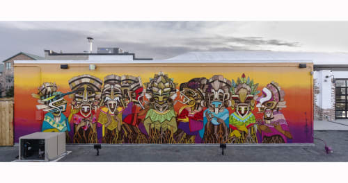 Kroniko Arte - Art and Street Murals
