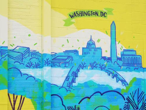 Murals and Street Murals by Eleanor Doughty