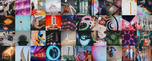 Creative Machines - Art and Public Sculptures