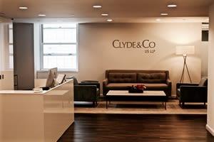 Interior Design by MK Workshop seen at Clyde & Co, New York - Interior Design