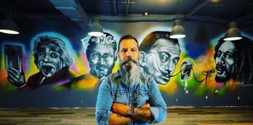 Anthony Hernandez Art - Art and Street Murals
