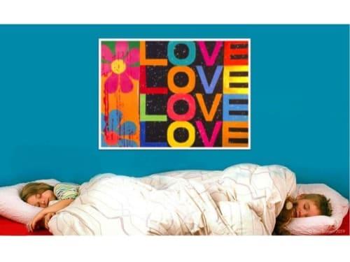 Paintings by Ben Bonart seen at Ben Bonart Art & Design LLC, Nyack - Love