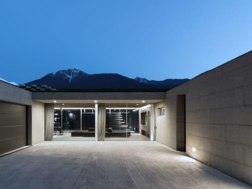 Architecture by EV+A seen at Private Residence - G House