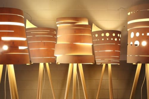 Umberto Dattola - Lamps and Sculptures