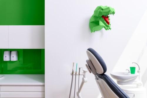 Interior Design by Avocado Concept seen at Kraków, Kraków - Dental Clinic interior