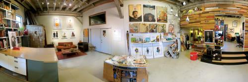 Fontana Studios - Public Art and Murals