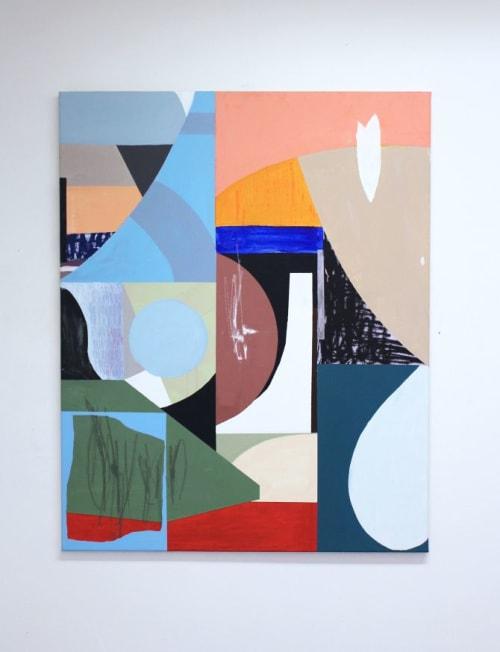 Paintings by Sebastian Villabona - Zarathustra