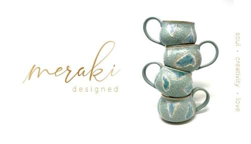 Meraki Designed - Tableware and Art