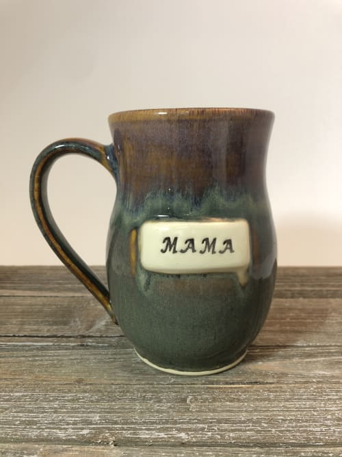 Cups by Michael J Gershman seen at Private Residence, Orlando - Personalized mug