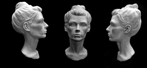 Naomi Bunker Artist - Sculptures and Public Sculptures