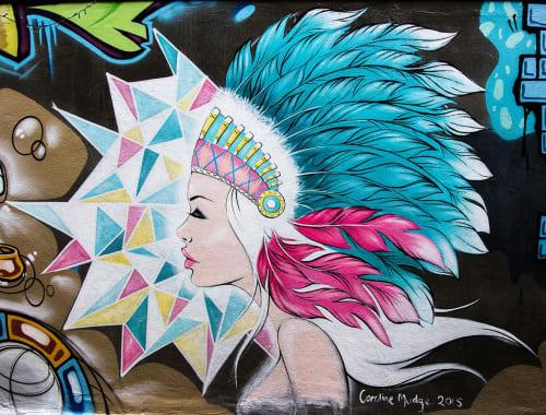 Caroline Mudge - Art and Street Murals