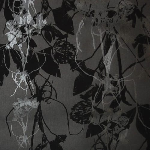 Wallpaper by Jill Malek Wallpaper - Sleeping Briar Rose   Noir