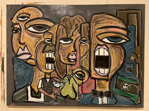Stefano Luigi Guida - Art and Street Murals