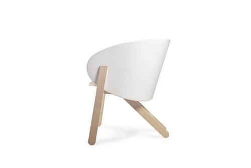 Chairs by Branca seen at BHAR, Dubai - Curva Chair