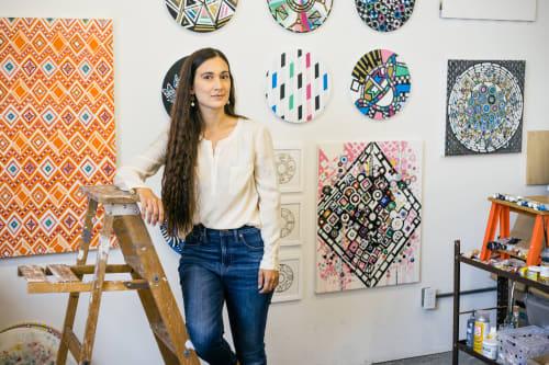 Natasha Mistry Art - Paintings and Art
