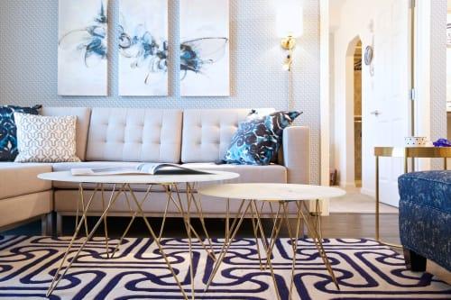 Interior Design by ANA Interiors Ltd